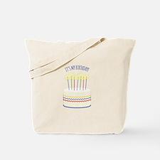 Its My Birthday Tote Bag