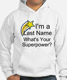Personalized Last Name Jumper Hoody