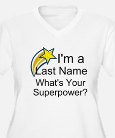 Personalized Last T-Shirt