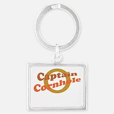 Captain Cornhole Keychains