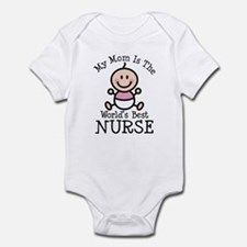 Best Nurse Mom Onesie