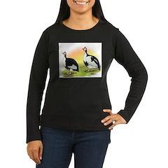 Pied Guineas2 T-Shirt