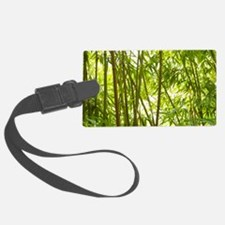Bamboo Forest Luggage Tag