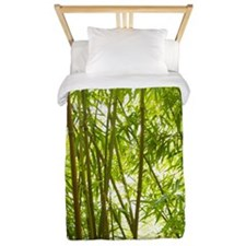 Bamboo Forest Twin Duvet
