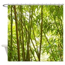 Bamboo Forest Shower Curtain