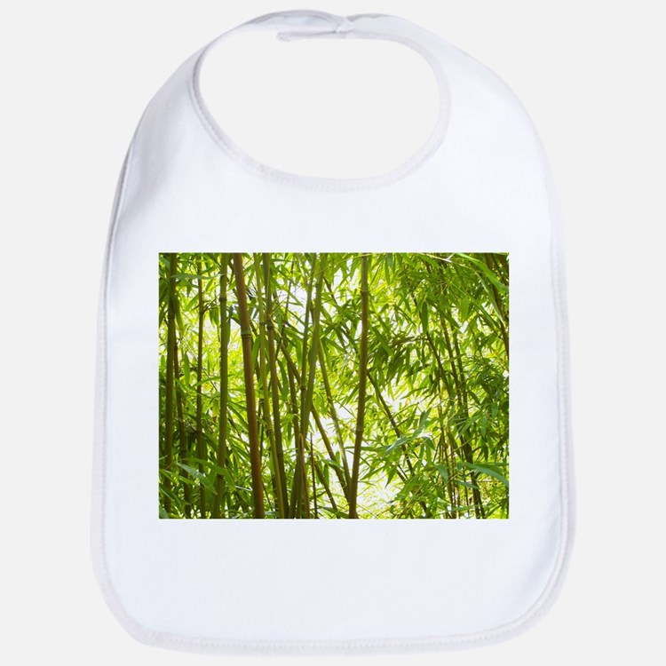 Bamboo Forest Bib
