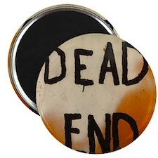 Dead End Graffiti  Magnet