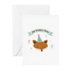 Birthday Boy Greeting Cards