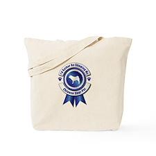 Showing Shar-Pei Tote Bag
