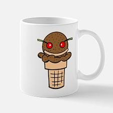Ice Cream Face Mug