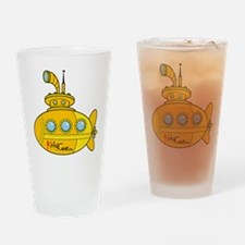 Im a Sub Drinking Glass