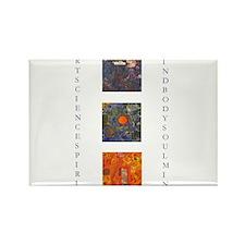 art science spirit poster.jpg Magnets