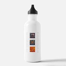 art science spirit poster.jpg Water Bottle