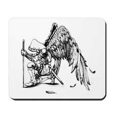 ArchAngel Warrior Mousepad