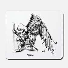 ArchAngel Warrior Mousepad