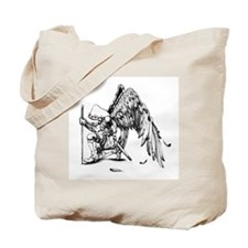 ArchAngel Warrior Tote Bag