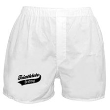 Be Strong Triathlete Boxer Shorts