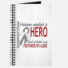 Parkinsons HeavenNeededHero1 Journal