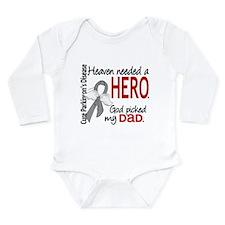 Parkinsons HeavenNeede Long Sleeve Infant Bodysuit