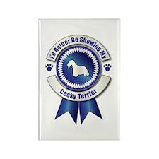Showing Cesky Rectangle Magnet (100 pack)
