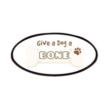 Give a Dog a BONE Patches