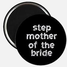 Step Mother of the Bride Black Magnet