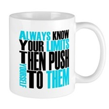 Push Limits Mugs