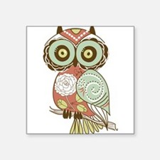 Multi Owl Sticker