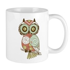 Multi Owl Mugs