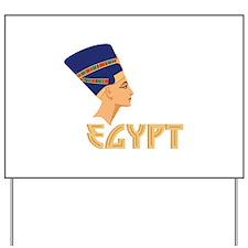 EGYPT Yard Sign