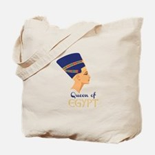 Queen of EGYPT Tote Bag
