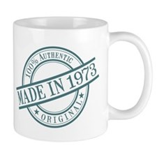 Made in 1973 Mugs