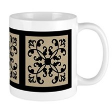Cute Art deco wall tile Mug