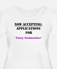 Now Accepting T-Shirt