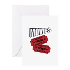 Movies Greeting Cards