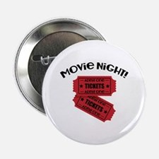 "Movie Night! 2.25"" Button"