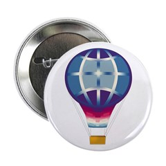 Hot Air Balloon Button