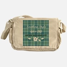 Southern Style 1913 Messenger Bag