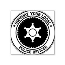 wg334_Police-Officer Sticker