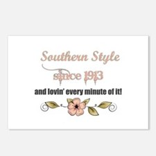 Southern Style 1913 Postcards (Package of 8)