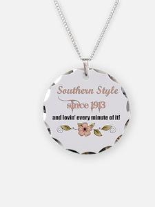 Southern Style 1913 Necklace