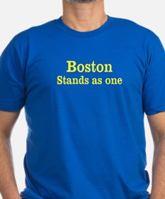 Boston Stands As One T-Shirt