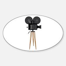 Film Reels Camera Movie Decal