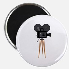Film Reels Camera Movie Magnets