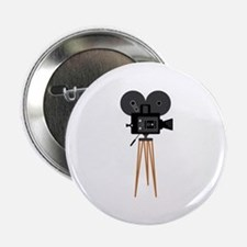 """Film Reels Camera Movie 2.25"""" Button (100 pack)"""