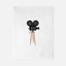 Film Reels Camera Movie Twin Duvet