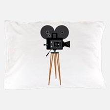 Film Reels Camera Movie Pillow Case