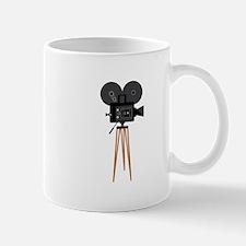 Film Reels Camera Movie Mugs