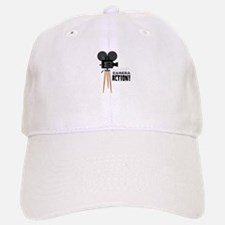 Lights Camera Action! Baseball Baseball Baseball Cap