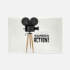 Lights Camera Action! Magnets